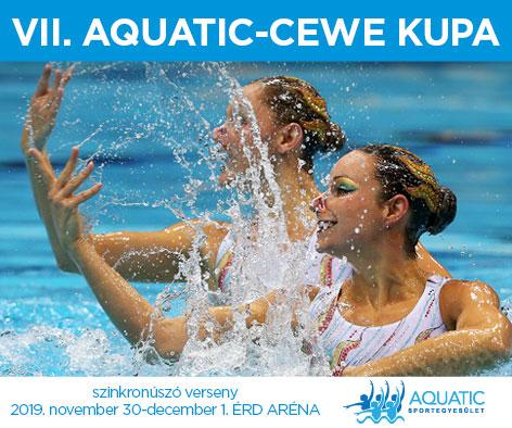 VI. Aquatic-Cewe Kupa
